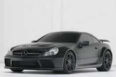2010 BRABUS T65 RS Tuning for the Mercedes SL 65 AMG Black Series #MercedesBenzofHuntValley