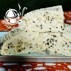 SER a'la KORYCIŃSKI- DANUSIOWY Polish Recipes, Polish Food, Charcuterie, Tzatziki, Celery, Food To Make, Recipies, Dairy, Food And Drink
