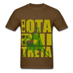 Iota Phi Theta t-shirt Personalized Shirts, Greeks, Theta, Fraternity, Custom Clothes, Mens Tops, Prints, T Shirt, Fashion