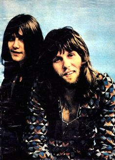 Keith Emerson and Carl Palmer