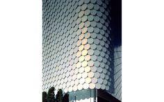 Stairwell Ceiling  Galleria Department Store facade » UNStudio