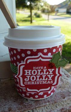 Stampin' Up! mini coffee cups 3