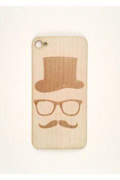 Top Hat iPhone case