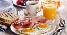 The perfect breakfast is one that contains the right amount of protein, carbohydrates, fresh fruit and vegetables.