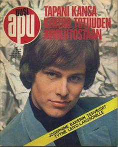 Divari Kangas Old Commercials, Magazine Articles, Vintage Images, Finland, Album Covers, Nostalgia, Memories, Cartoon, History