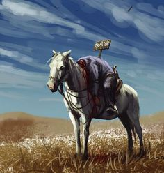 Nagy Norbert - Headless Horseman