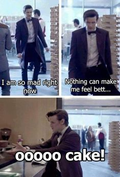 Doctor Who (: the doctor is me; I am the doctor; we are 1 The Doctor, Eleventh Doctor, Doctor Cake, Watch Doctor, Tardis, Geronimo, Superwholock, Time Lords, Doctor Who Funny