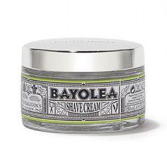 Penhaligon'sBayolea Conditioning Shave Cream. A conditioning cream to facilitate shaving.
