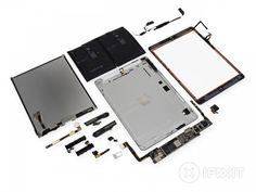 iFixit Posts Its iPad Air Teardown - iHash.eu