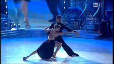 Sebastian Arce & Mariana Montes -Tango nuevo - Ballando con le stelle 20...