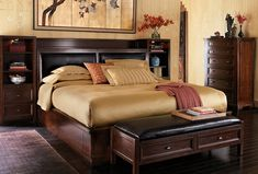 white and gold bedroom decorating ideas | Amazing Golden Bedroom Ideas : Home Decoration
