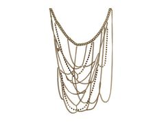 You know that freaky feeling you get when you walk into a spider web? With this necklace, you can feel that all over your chest!