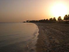 Half Moon Bay, Al Khobar, Saudi Arabia