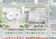 Architects for Urbanity Win Competition for Varna Regional Library,© Architects for Urbanity