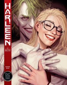 First Look: Harleen's First Session with the Joker Joker Comic, Joker Dc, Comic Book Characters, Comic Books, Comic Art, Comic Pics, Harley Quinn Et Le Joker, Joker Character, Dc Comics