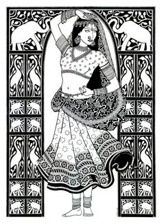 Dancer by https://plt25.deviantart.com on @DeviantArt