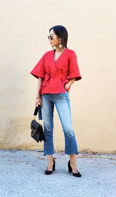 9 Outfits That Don't Look Like You Tried Too Hard via @WhoWhatWear