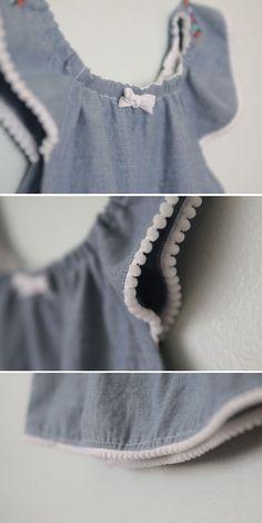 Free Girl Dress Patterns