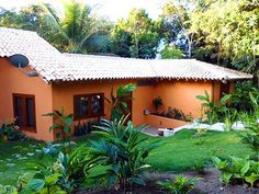 Vacation home in Trancoso Bahia Brasil - Casa Miranda.