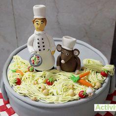 Hands on Fondant Cake Decoration | Sugarcraft