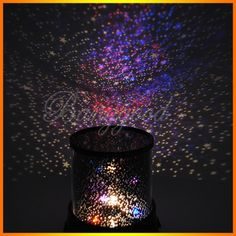 Colorful Romantic Star Master Night Light Lamp Cosmos Projector Great Xmas Gift