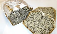 Ukrainian Poppy Seed Loaf, nan I miss you! Slovak Recipes, Ukrainian Recipes, Jewish Recipes, Russian Recipes, Ukrainian Food, Ukrainian Desserts, Russian Foods, German Recipes, Poppies