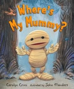 This week we continued working on making connections and retelling using the characters. Here is what we did with the book Where's My Mummy?...