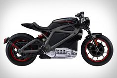 Harley-Davidson Electric Motorcycle, LiveWire