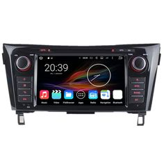 "8"" Android Autoradio Car Multimedia Stereo GPS Navigation DVD Radio Audio Head Unit Nissan X-Trail Qashqai 2012 2013 2014 2015"
