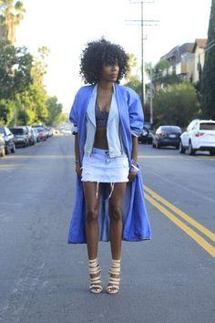 Bomb Blogger  Sonique of Sonique Saturday (The Fashion Bomb Blog) b64edeafa8ce1