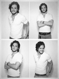 Kit Harington can Jon Snow on me all Damon day Kit Harington, Jon Snow, Gorgeous Men, Beautiful People, King In The North, My Sun And Stars, Game Of Thrones, Attractive Men, Rick Genest
