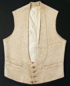 Wedding Vest #1850 #1850s #VBT
