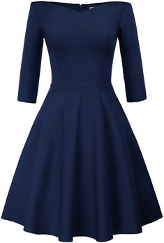 Looking for GRACE KARIN Women's Off Shoulder Stretchy Cocktail Party Dresses ? Check out our picks for the GRACE KARIN Women's Off Shoulder Stretchy Cocktail Party Dresses from the popular stores - all in one. Audrey Hepburn, Navy Blue Formal Dress, Navy Dress, Grace Karin, Party Dresses Online, Cocktail Dress Prom, Fancy Party, Formal Dresses For Women, Cheap Wedding Dress