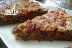 İçli Köfte Tadında Börek ( Yufkasız )