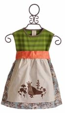 A special dress for a special little girl!