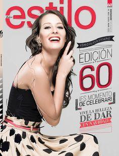 Conoce la nueva edición de la revista 'Estilo' Fedco, conoce las nuevas tendencias y los ganadores de los Premios Fedco de la Belleza 2012. Tips Belleza, Vintage Magazines, Concept, New Trends, Door Prizes, Style