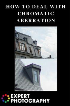 Dealing with Chromatic Aberration | Colored Fringe | Purple Haze