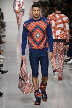 Sibling Fall-Winter 2017 - London Fashion Week Men's