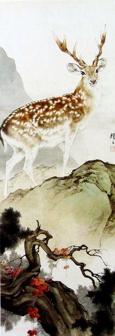 Lin Kui-Ling - 劉奎齡 - Portrait of chinese Masters/現代華人藝術家群像