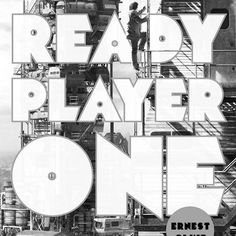 Going outside is highly overrated. - Ernest Cline Ready Player One. Reviewed by me (link in bio) #bookstagram #bibliophile #literature #books
