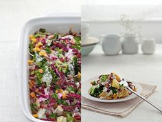 Not Your Momma's Casserole: 10 of Our Favorites For a Healthy New Year. via Brit + Co.
