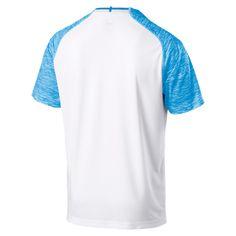 Camisa Olympique de Marseille Home 18 19 s n° - Torcedor Puma Masculina -  Branco e Azul - Compre Agora 85f67326e361b