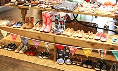 Shoes glorious shoes #Boden