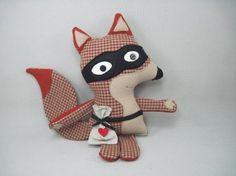 Cute fox softies
