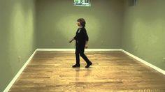 Linedance Lesson Rockin' The Wagon Wheel  choreo. Jamie Marshall