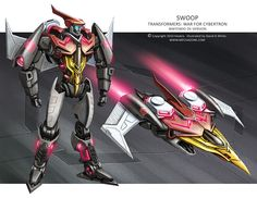 War for Cybertron - Swoop