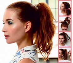 Idea de Peinado para el verano: la cola de caballo
