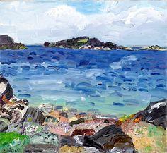 bofransson:  LENA CRONQVIST - Marine Landscape