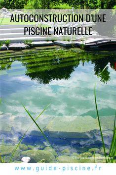 Garden Pond, Water Garden, Piscine Diy, Bbq Baby Back Ribs, Earthship, Pathways, Habitats, Northern Lights, Swimming