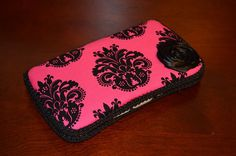 Baby Wipe Case  Perfect for DIAPER BAG or TRAVEL by MyLittleEllie,